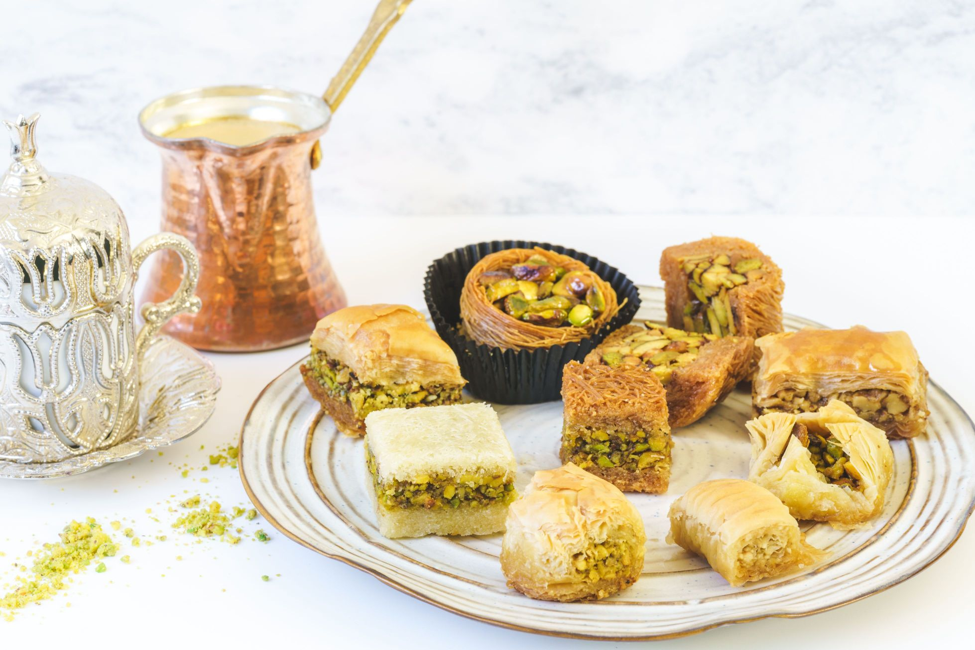 Baklawa in UK